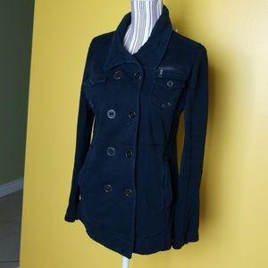 Hurley Blazer Jacket Sz S Women's